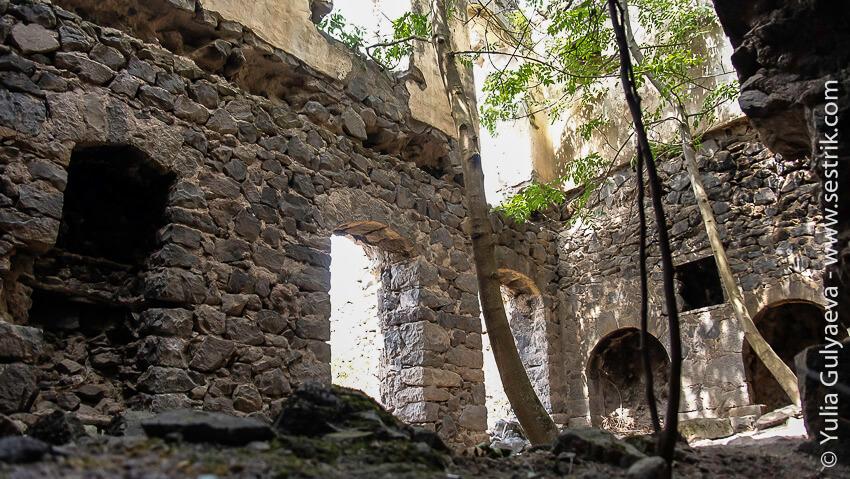 hndzoresk-armenia-дома в старом хндзореске