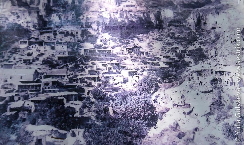 hndzoresk-armenia-город на скале
