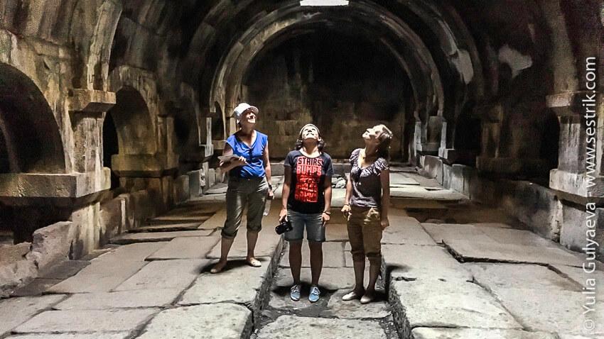 селимский караван сарай в армении