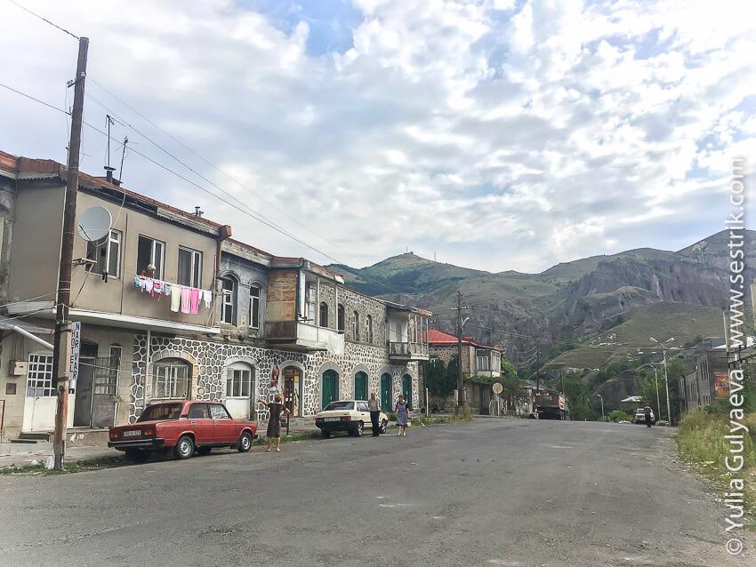 отель в горис армения