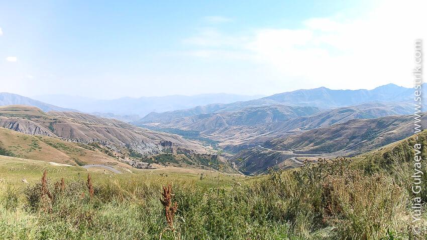 селимский перевал в армении