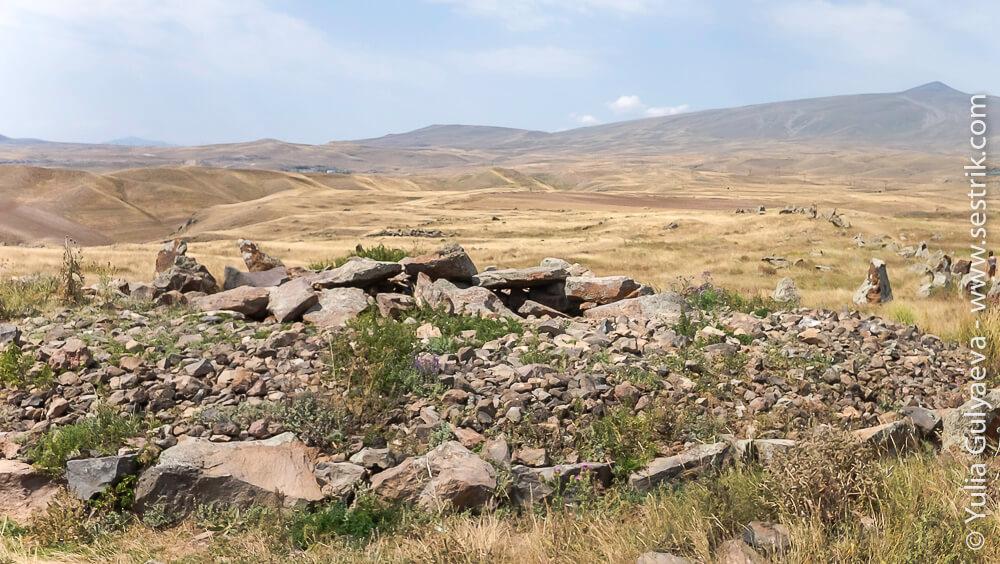 камни в караундже