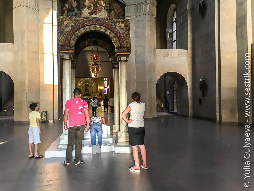 религия в Армении