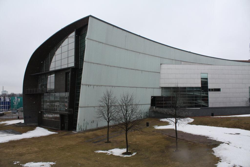 музей Киасма в Хельсинки