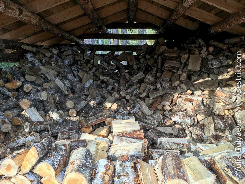 Repovesi-дрова
