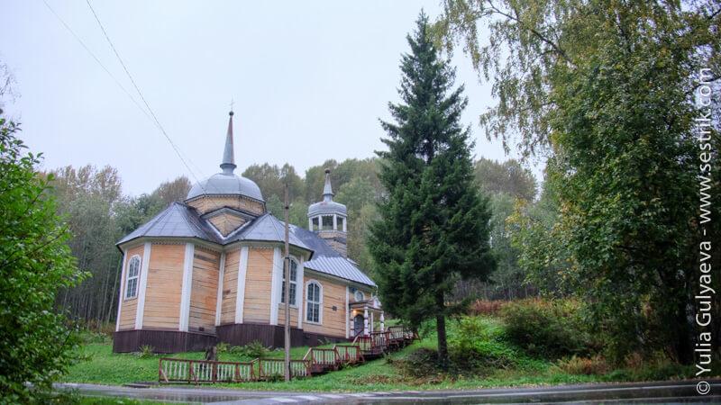 церковь апостола Петра в Марциальных водах