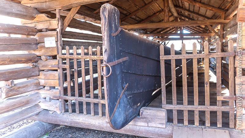 церковные лодки