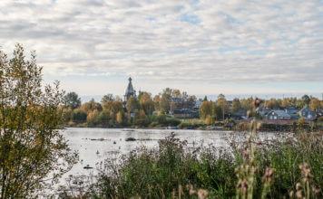 Успенская церковь в Кеми
