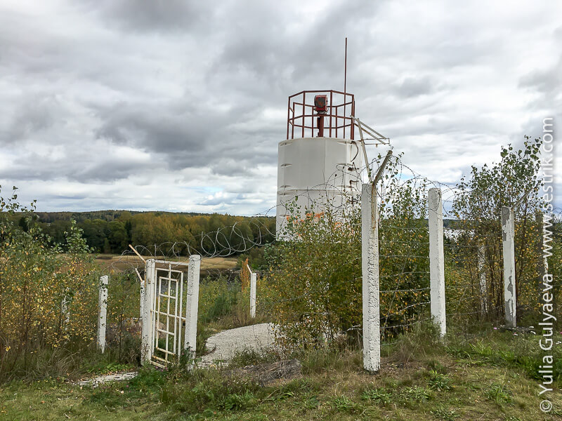 маяки в Монрепо