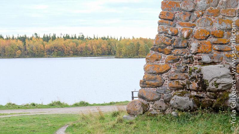 стены соловецкой крепости