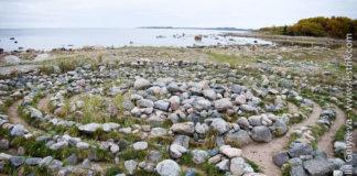 берега Соловецких островов