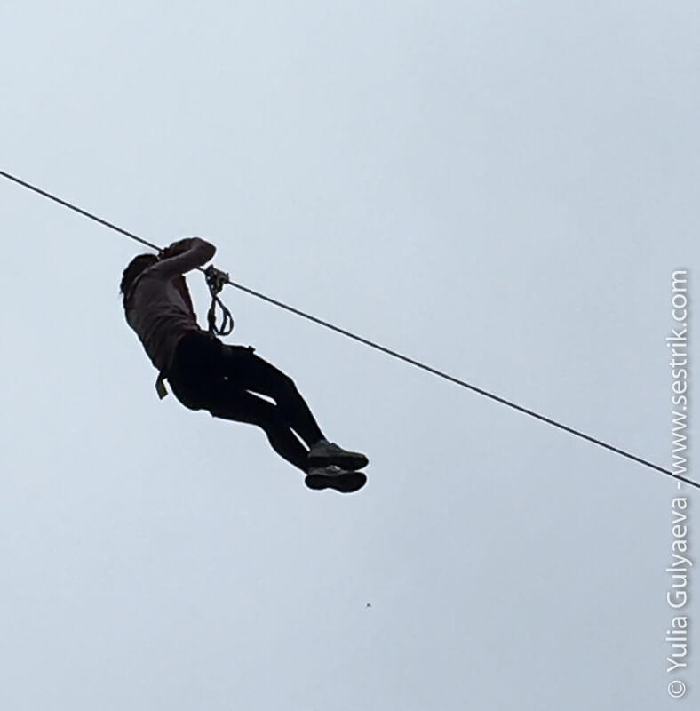 летающие люди