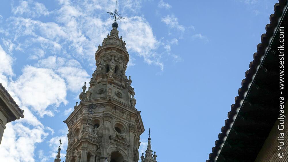 купол собора в Санто Доминго