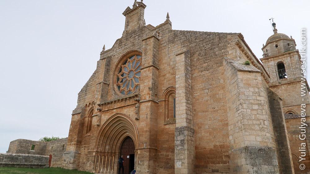 Церковь Nuestra Senora del Manzano
