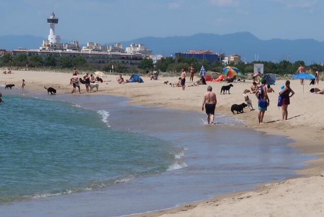 пляж Рубина