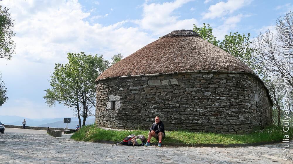 кельтские дома в о Себрейро