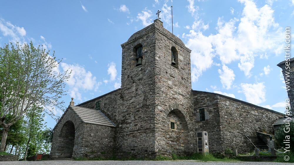 собор в О Себрейро