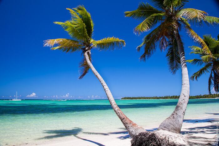 пляжи доминикан�