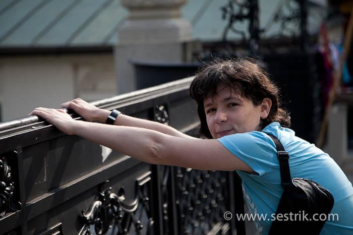 Автор сайта в Братиславе