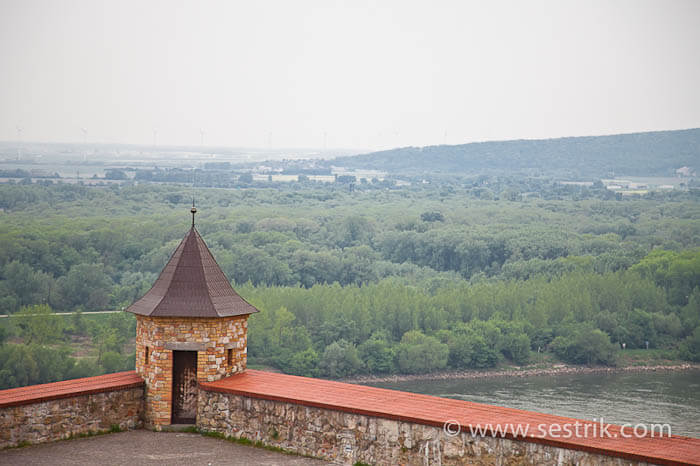 Замковый холм в Братиславе
