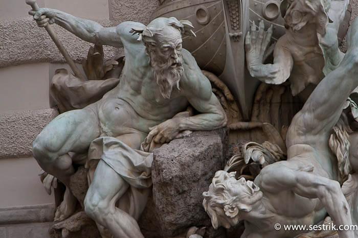 Памятники Вены