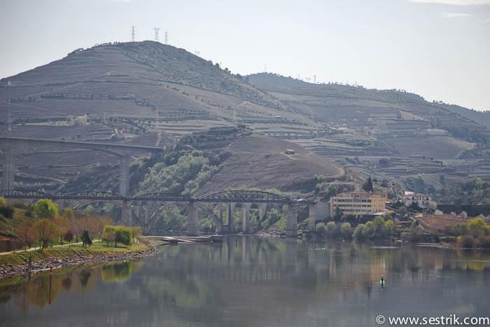 фото Португалии река Дору