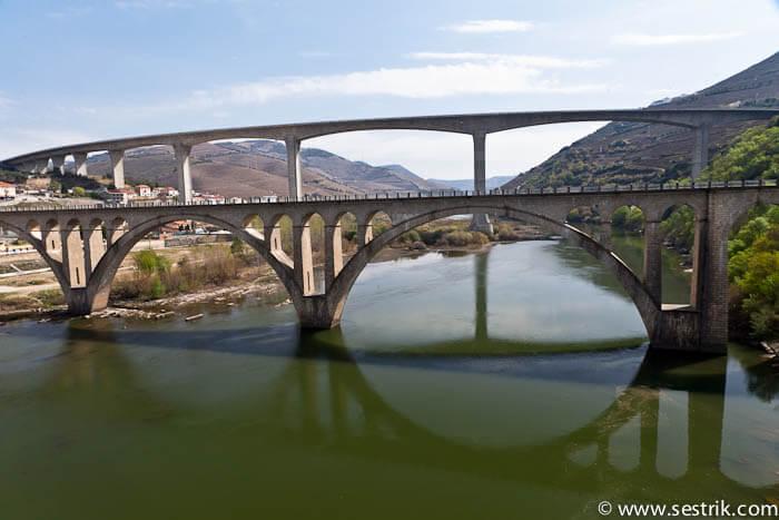 река Доро в Португалии
