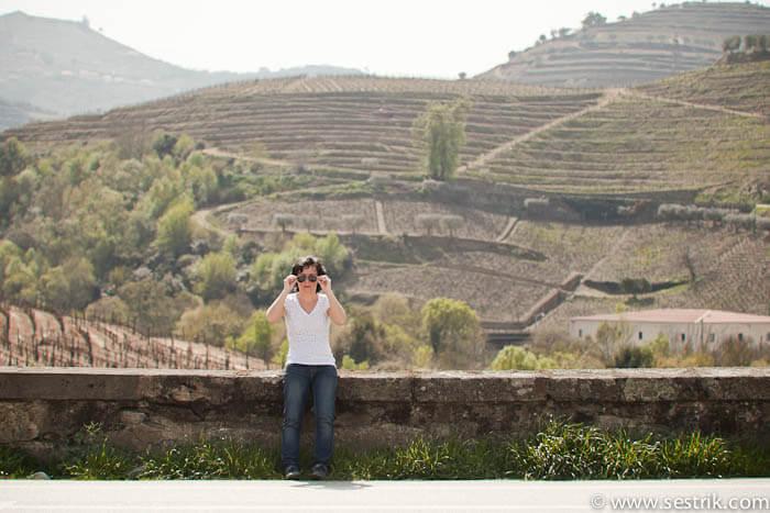 где растет виноград в Португалии