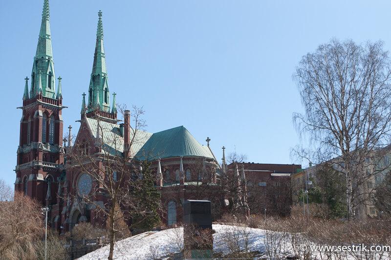 Лютеранский собор Святого Иоанна