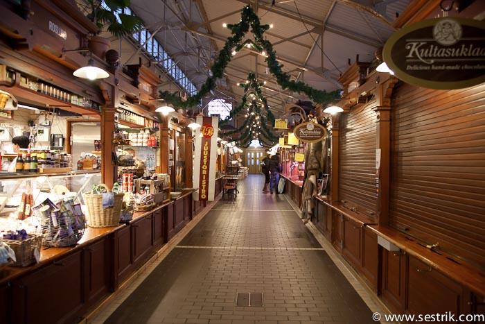 Рынки в Хельсинки