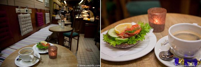 Где поесть в Хельсинки