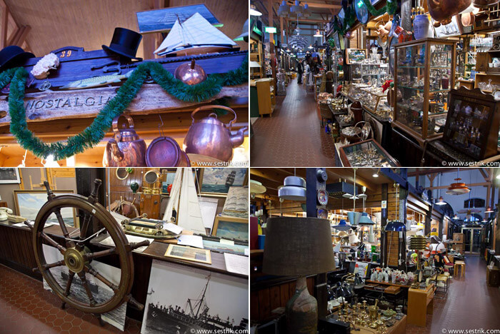 Антикварный рынок Hietalahti