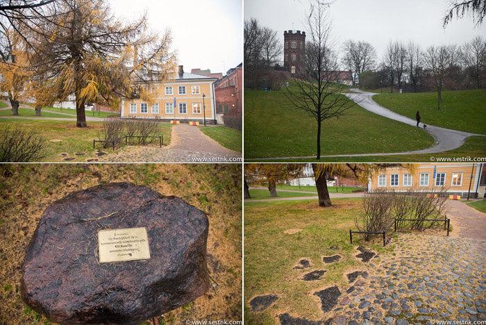 Музей Синебрюхова в Хельсинки