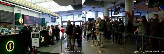 Кинотеатр Finnkino в Хельсинки