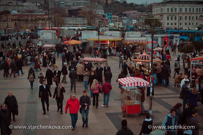 Где вкусно поесть в Стамбуле рыбу