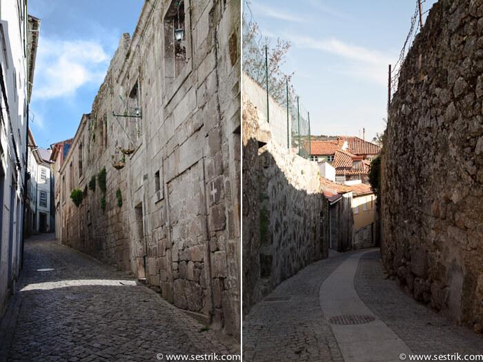фотографии улиц Ламегу