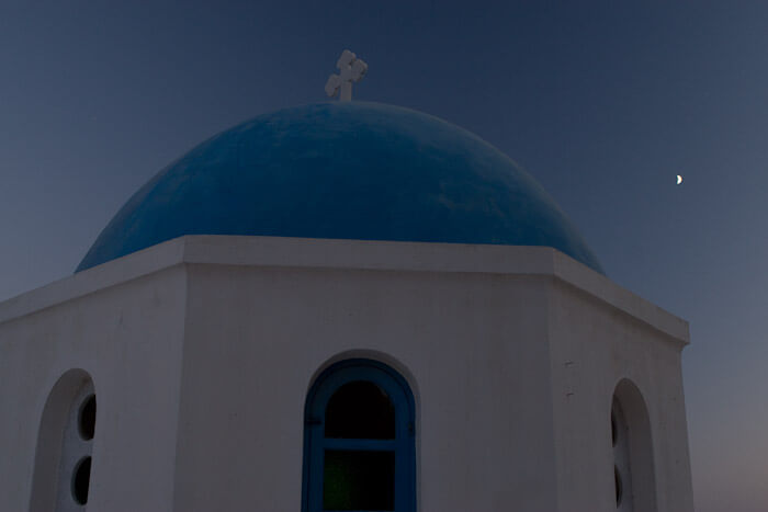 Санторини фото церкви