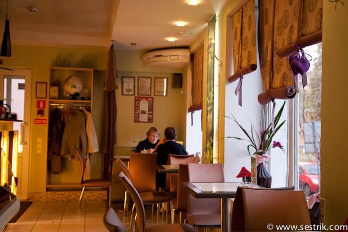 Где поесть в Новгороде