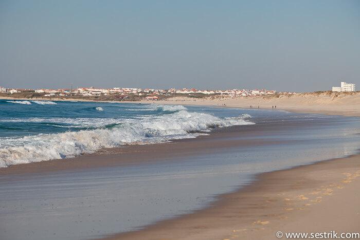 В Португалию на море