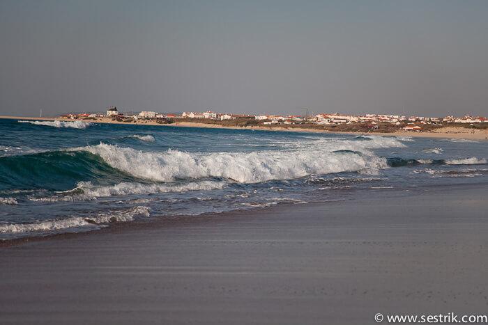 фото море океан Португалия