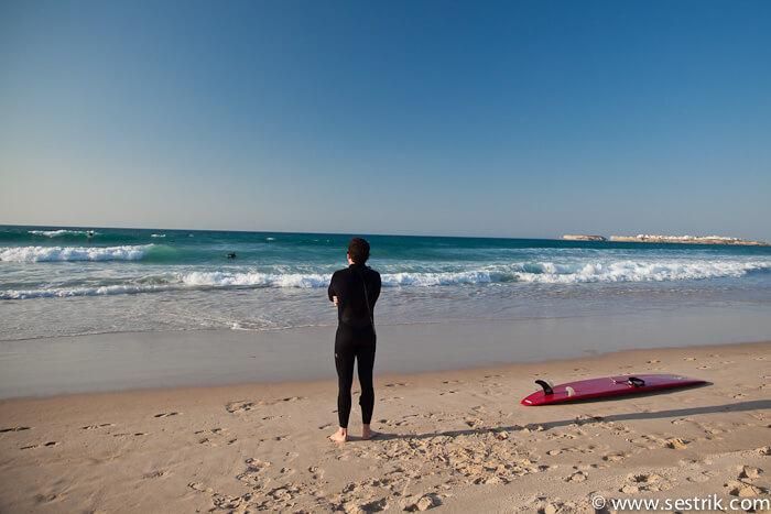 Серфинг Португалия