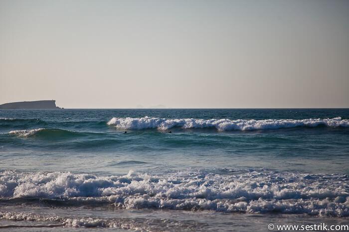 фото море океан Пенише