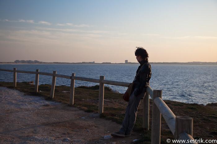 Португалия океан
