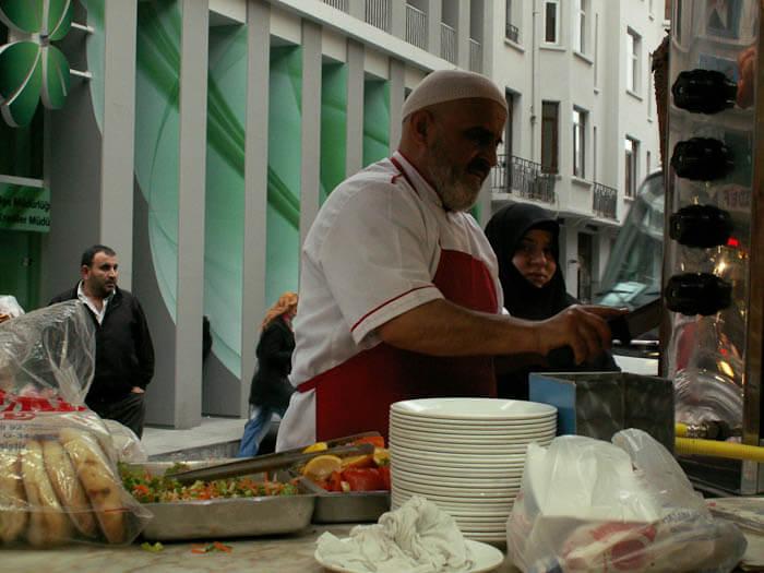 Где вкусно поесть в Стамбуле