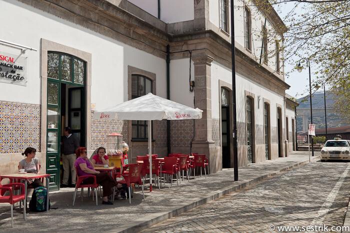 Города Португалии Регуа