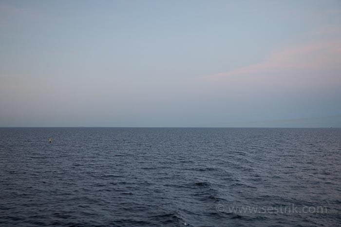 паром в таллин море