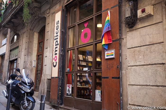 Барселона фото готический квартал