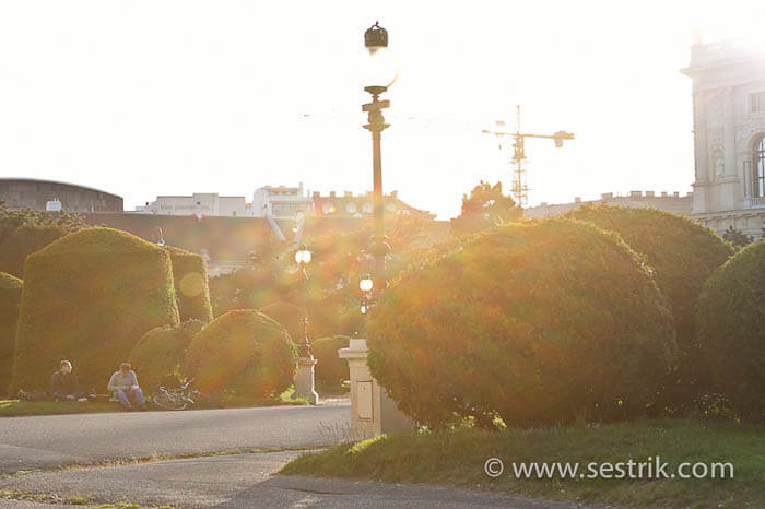 Площадь Марии Терезии