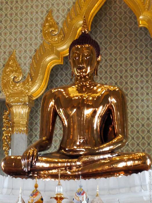 золотой будда фото