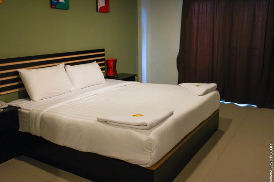 Недорогой отель у аэропорта Суварнабхуми
